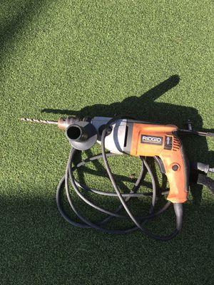 Ridgid drill for Sale in San Jose, CA