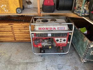 Honda generator for Sale in San Diego, CA
