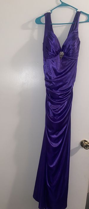 Purple prom dress for Sale in Red Bank, TN