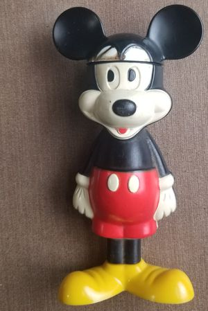 Mickey Mouse Avon Bubble Bath bottle for Sale in Three Rivers, MI