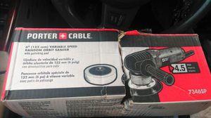 Porter Cable orbital variable speed sander for Sale in Denver, CO