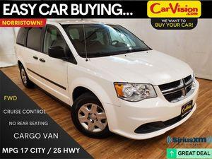 2011 Dodge Grand Caravan C/V for Sale in Norristown, PA