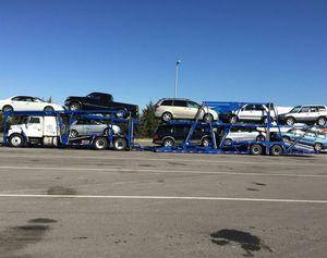 Car carrier / car hauler / car trailer for Sale in Hialeah, FL