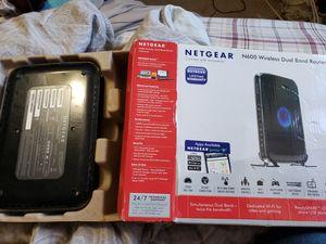Netgear N600 wireless router for Sale in Olympia, WA