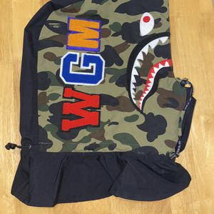 Bape Hood Face Mask for Sale in Lake Forest Park, WA