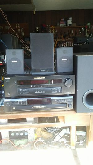 Sony stereo system for Sale in Commerce, TX