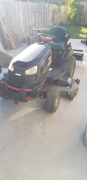 Craftsman riding lawn mower for Sale in Santee, CA