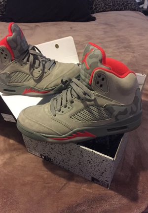 Jordan 5 retro best offer takes it for Sale in Hollywood, FL