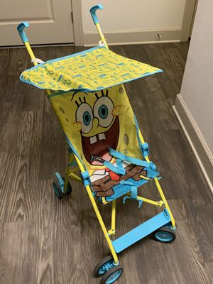 SpongeBob Disney stroller for Sale in Orlando, FL