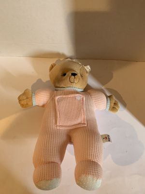 Pink Baby teddy Bear - 0-6 months old for Sale in North Las Vegas, NV
