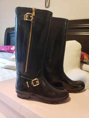 Rain boots new #8 for Sale in Houston, TX