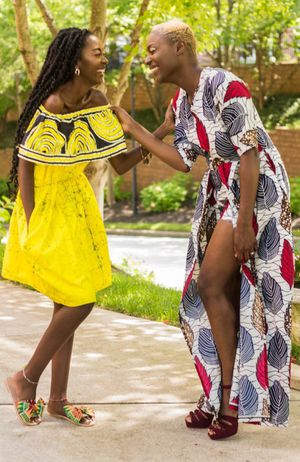 African print handmade clothing for Sale in Duluth, GA