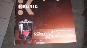 Keurig k-classic coffee maker for Sale in Goodlettsville, TN