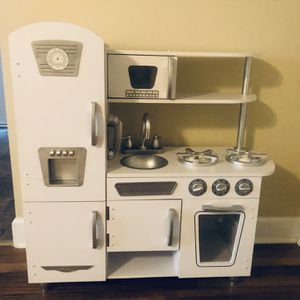 KidKraft kids play kitchen for Sale in Peachtree City, GA