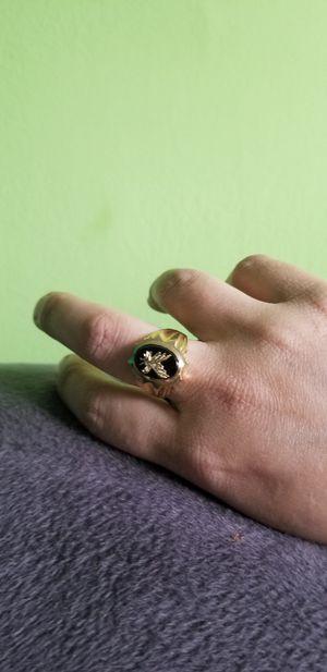 Gold 14k Men Ring for Sale in Chillum, MD