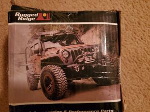Rugged ridge Jeep part for Sale in Rex, GA