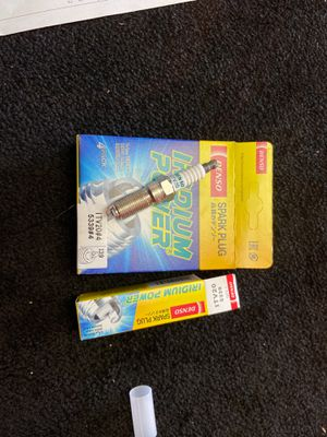 Denso iridium spark plugs for 2007 Mazda CX-7 for Sale in Lynwood, CA
