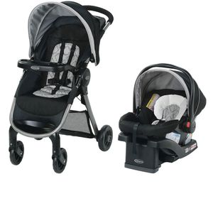 Graco Jogger With Matching Car Seat for Sale in Spring Valley, CA