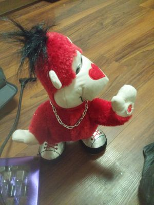 HTF Vintage Champ Red Monkey Collectible Plush Stuffed Animal Toy for Sale in Tempe, AZ