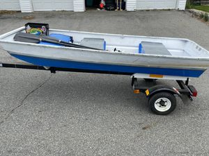 Jon boat for Sale in Chelmsford, MA