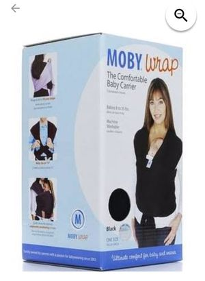 Mobi wrap baby carrier for Sale in Richmond, VA