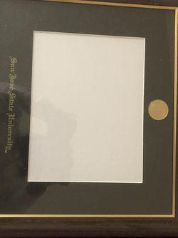 A Brand new SJSU Diploma Frame. for Sale in San Ramon,  CA