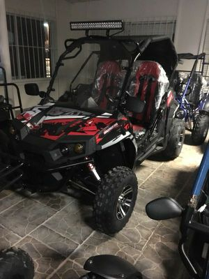 300cc Utv side by side trail master for Sale in Dallas, TX