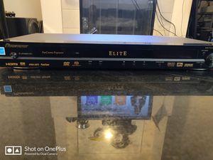 Pioneer elite dv-46av with remote DVD, super audio cd, for Sale in Issaquah, WA