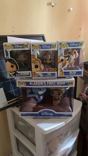 Disney Aladdin Vinyl Figurine Set! for Sale in Safety Harbor, FL
