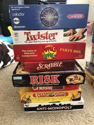 Board Games for Sale in Sterling, VA