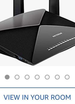 Netgear Nighthawk X10 AD7200 Smart WiFi Router for Sale in Chandler,  AZ