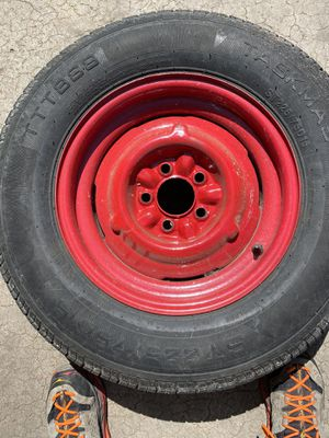 Camper wheel for Sale in Oklahoma City, OK