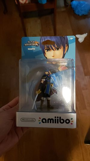 Unopened Marth amiibo for Sale in Mint Hill, NC