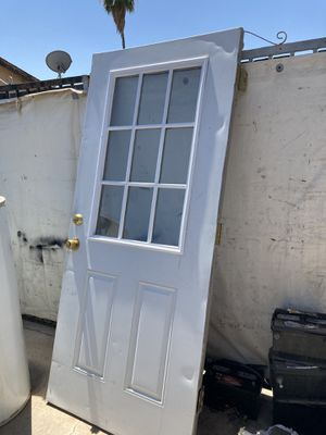 79x36 heavy duty door for Sale in Phoenix, AZ