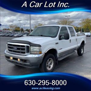 2003 Ford Super Duty F-350 SRW for Sale in Addison, IL