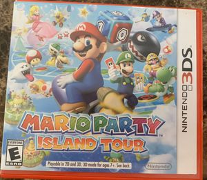 Nintendo 3Ds game Mario Party Island Tour for Sale in Arcola, TX