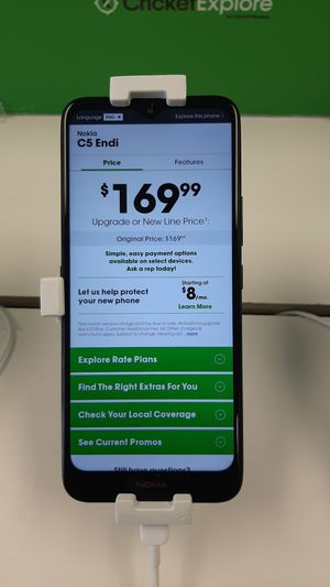 Nokia C5 Endi for Sale in Abilene, TX