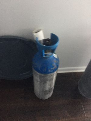 Co2 kit with 20lb for Sale in Gulfport, FL