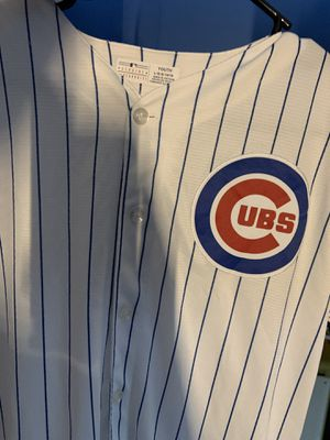 Cubs Jersey Youth Lgg 14-16 for Sale in Charlotte, NC