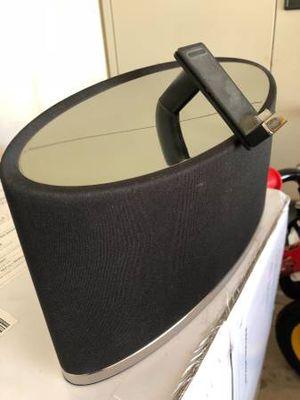 Bowers & Wilkins Zeppelin Mini speaker for Sale in Houston, TX