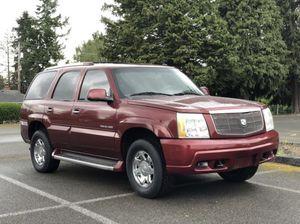 2003 Cadillac Escalade for Sale in Tacoma, WA
