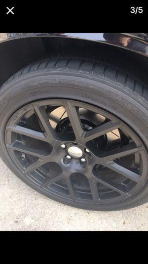 2015 challenger mopar lightweight wheels and rims!! for Sale in Aspen Hill, MD