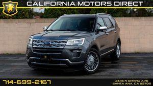2018 Ford Explorer for Sale in Santa Ana, CA