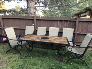 Patio dining set for Sale in Murray, UT
