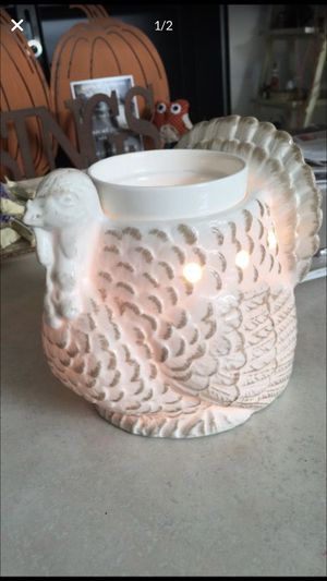 Tom turkey scentsy warmer for Sale in Vancouver, WA