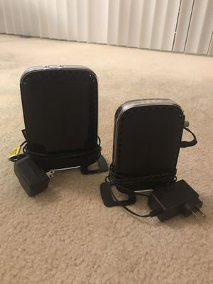 Wireless Router & Cable Modem Duo for Sale in Alexandria, VA