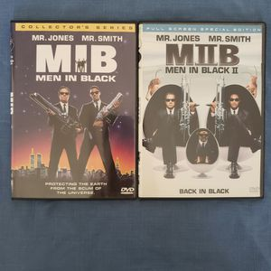 Men in Black I and II (CD) for Sale in Rancho Cordova, CA