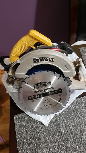 Dewalt circular saw for Sale in Queens, NY