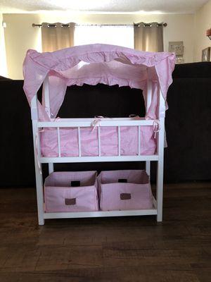 Baby doll crib for Sale in San Bernardino, CA