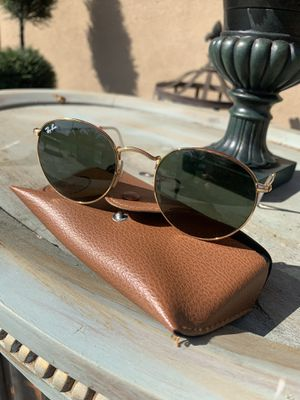 Ray Ban Sunglasses Gold ! for Sale in Chino Hills, CA